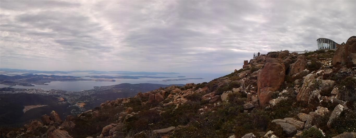 Mt Wellington View